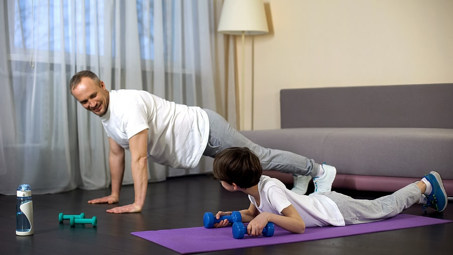 tampa cardio exercise at home heart health