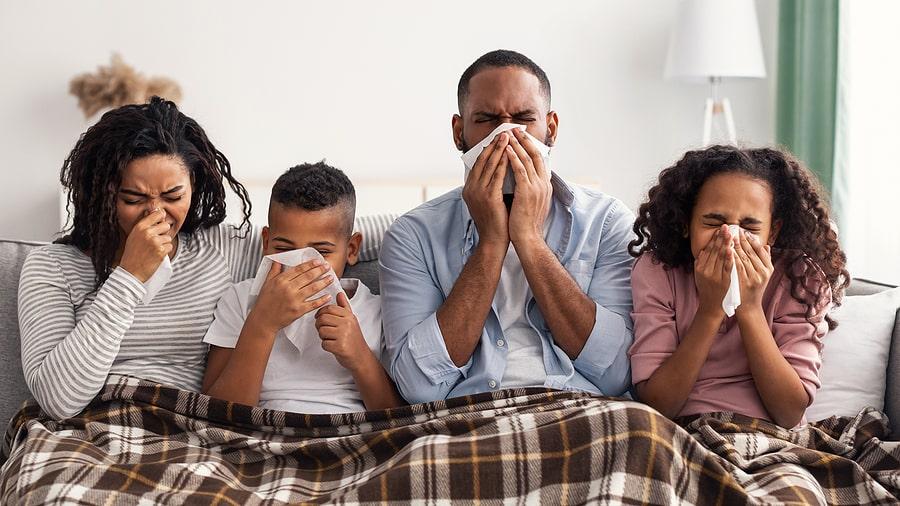 covid flu coronavirus vaccine mrna